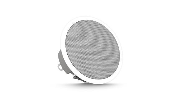 "30W 3.5"" 2-Way Ceiling Speaker with Line Transformer"