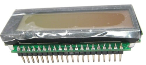 Line 6 50-02-0240 LCD Assembly Spider Jam and XT live 50-02-0240