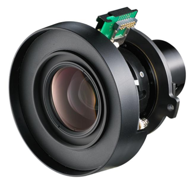 Short Zoom Lens (D98-1518)