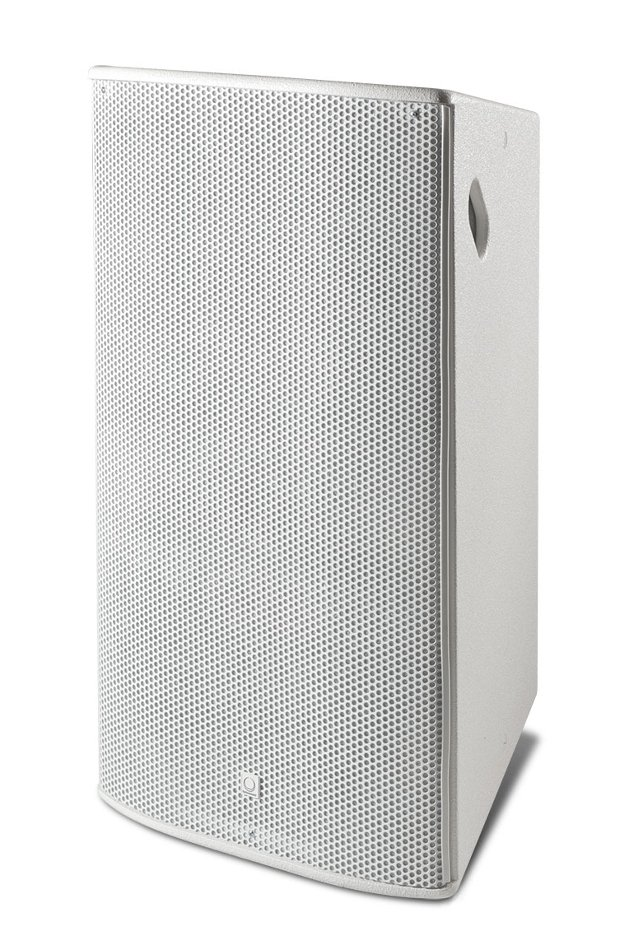 "Turbosound TCS-1561-WH 15"" 600W (16 Ohms) 3-Way Full-Range Bi-Amp/Tri-Amp Loudspeaker with 70°x40° Dispersion in White TCS-1561-WH"