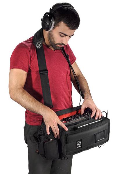 Large Lightweight Audio Bag