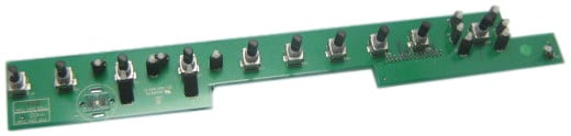 Spider Jam Front Interface PCB