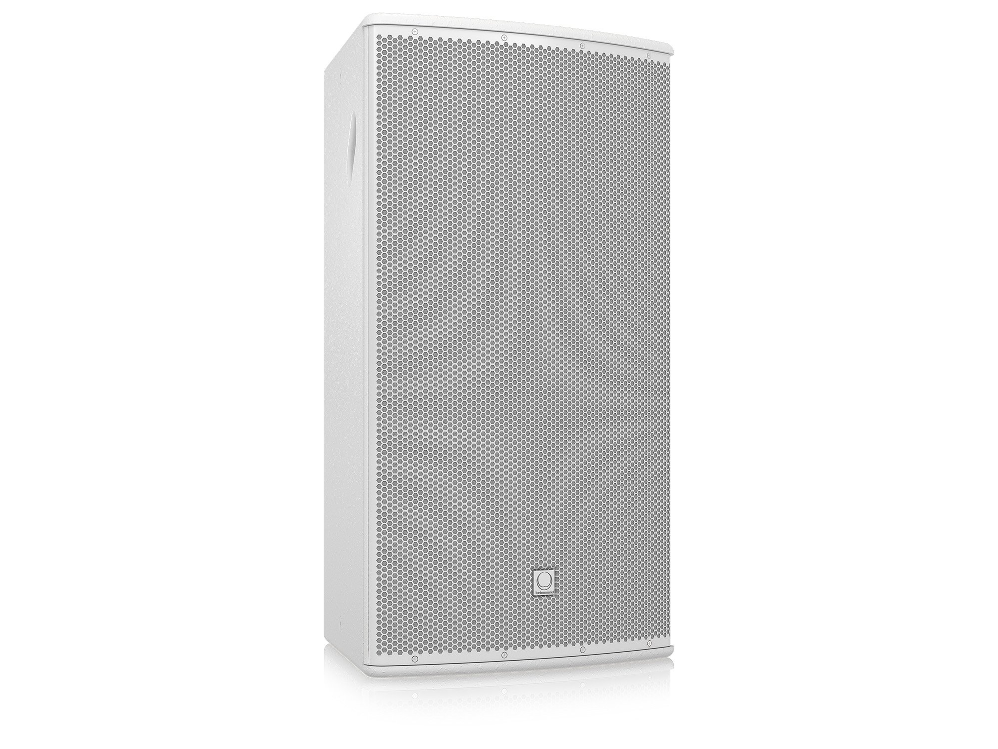"15"" 500W (8 Ohms) Weather Resistant 2-Way Full-Range Passive/Bi-Amp Loudspeaker with 90°x40° Dispersion in White"