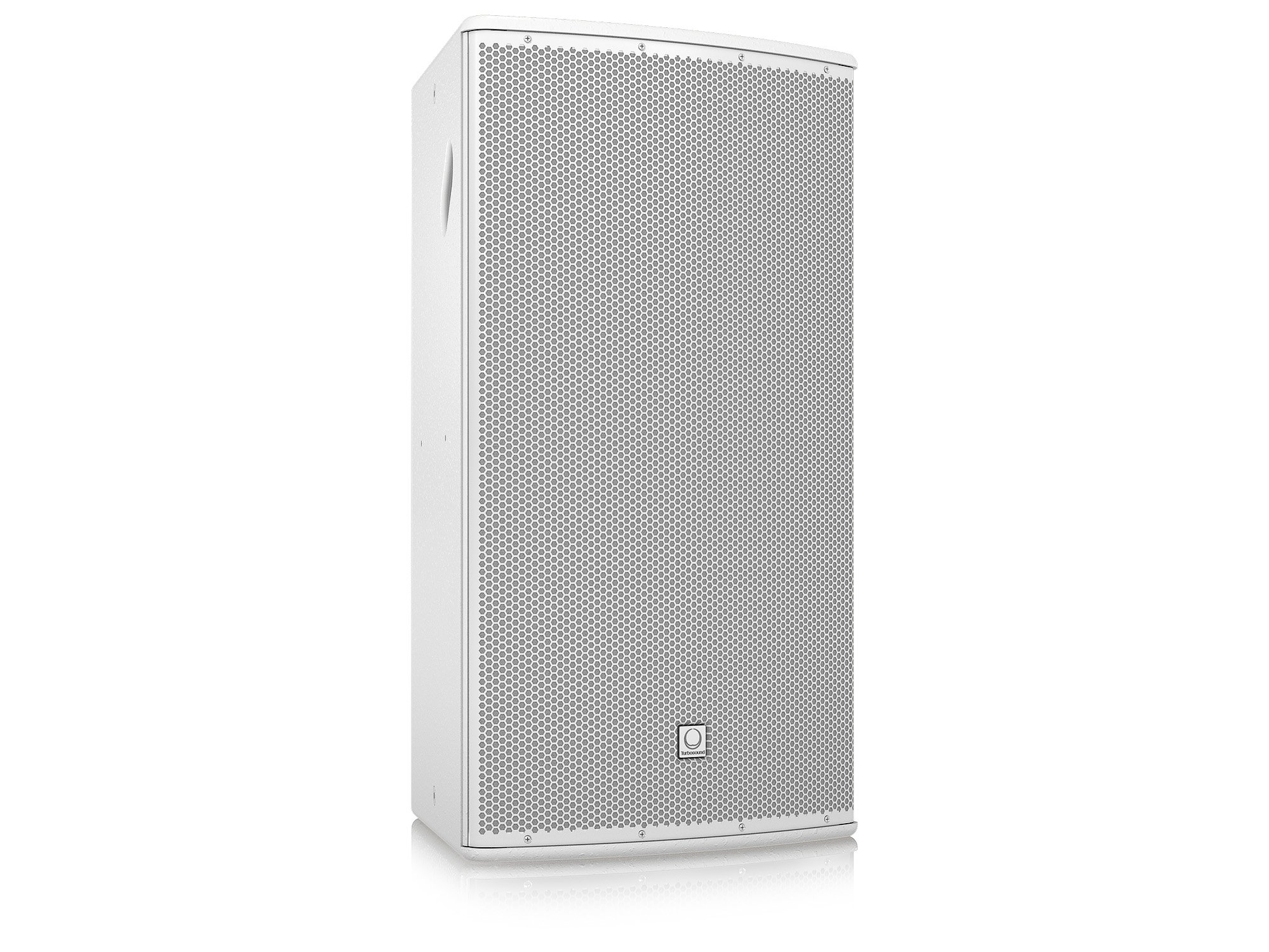 "15"" 500W (8 Ohms) Weather Resistant 2-Way Full-Range Passive/Bi-Amp Loudspeaker with 90°x60° Dispersion in White"