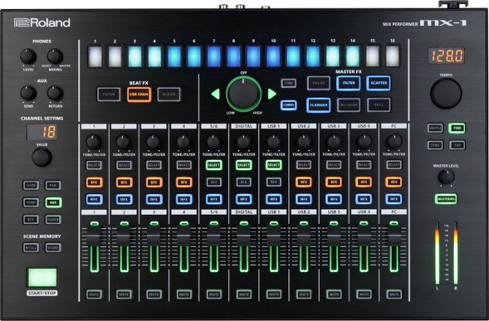 AIRA Mix Perforrmer 18-Channel Mixer