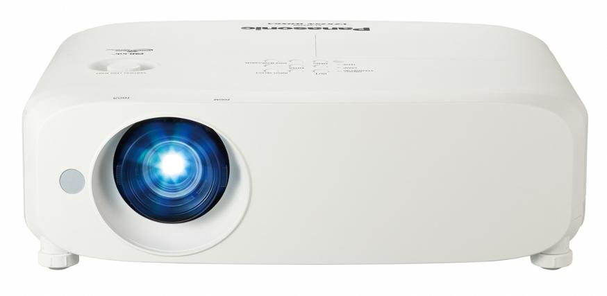 5500 Lumen XGA LCD Wireless-Ready Portable Projector