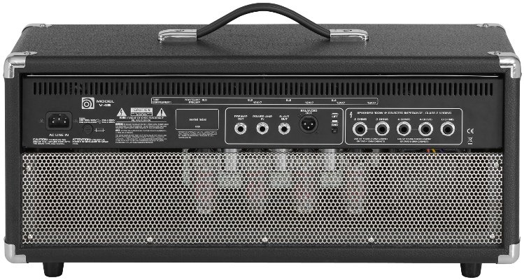 100W Tube Bass Amplifier Head