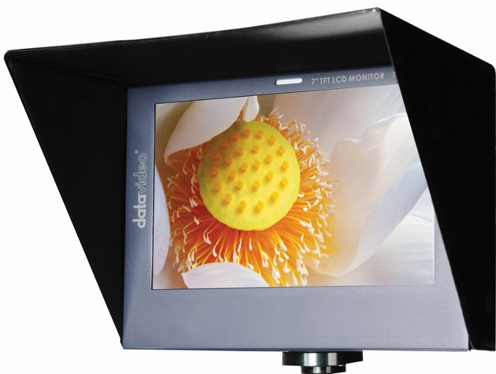 "7"" HD-SDI LED Backlit Monitor with Canon Battery Mount"