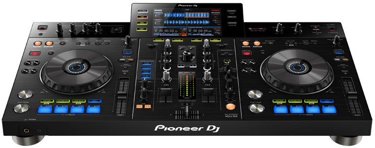 "rekordbox DJ System with 7"" LCD Color Display"