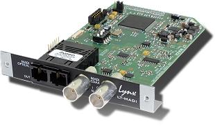 MADI Interface Expansion Card for Aurora 8 & Aurora 16 A/D-D/A Converters