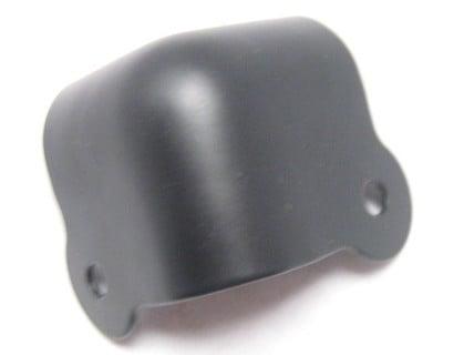 TCH Hardware Black Wraparound Corner