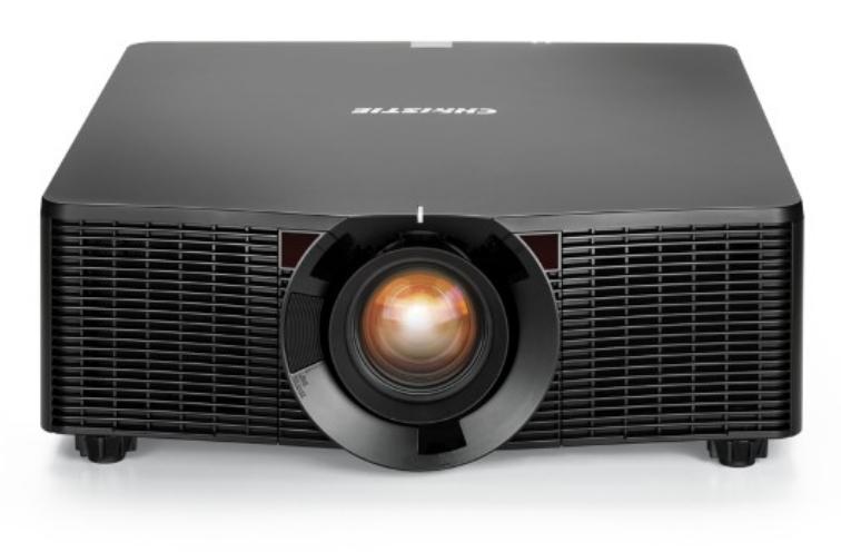 11000 Lumens DLP HD Projector in Black