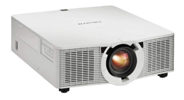11000 Lumens DLP HD Projector in White