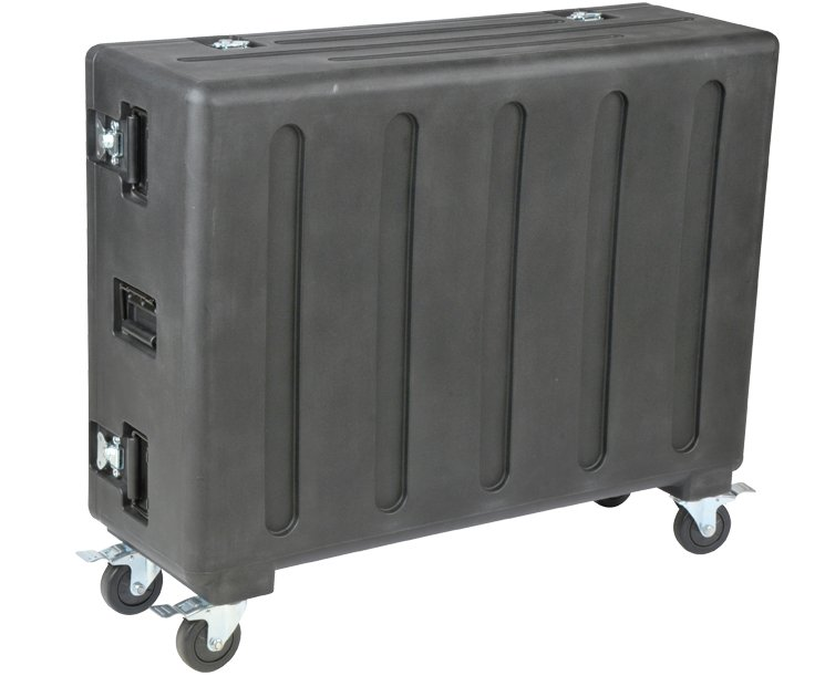 Roto-Molded Flight Case with Wheels for Allen & Heath Qu-32 Mixer