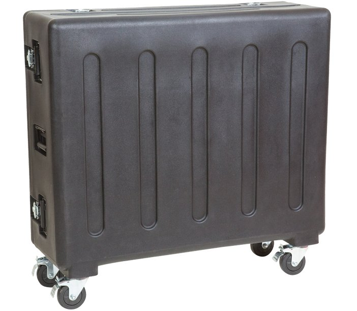 Roto-Molded Flight Case with Wheels for Behringer X32 Mixer