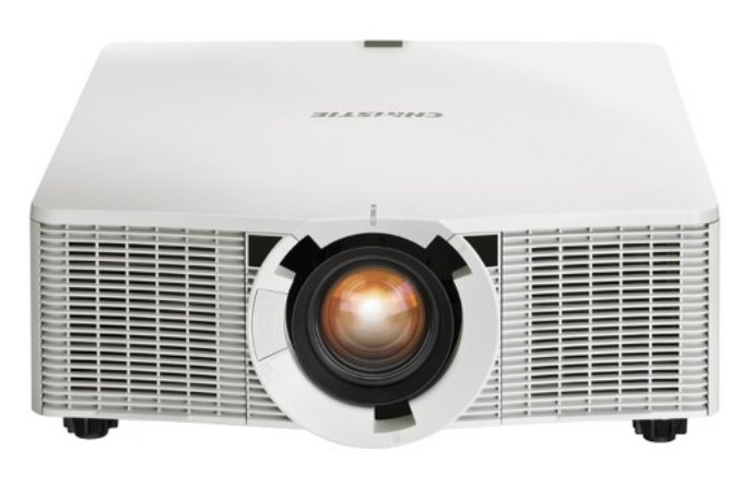 12000 Lumens WUXGA DLP Large Venue Projector in White