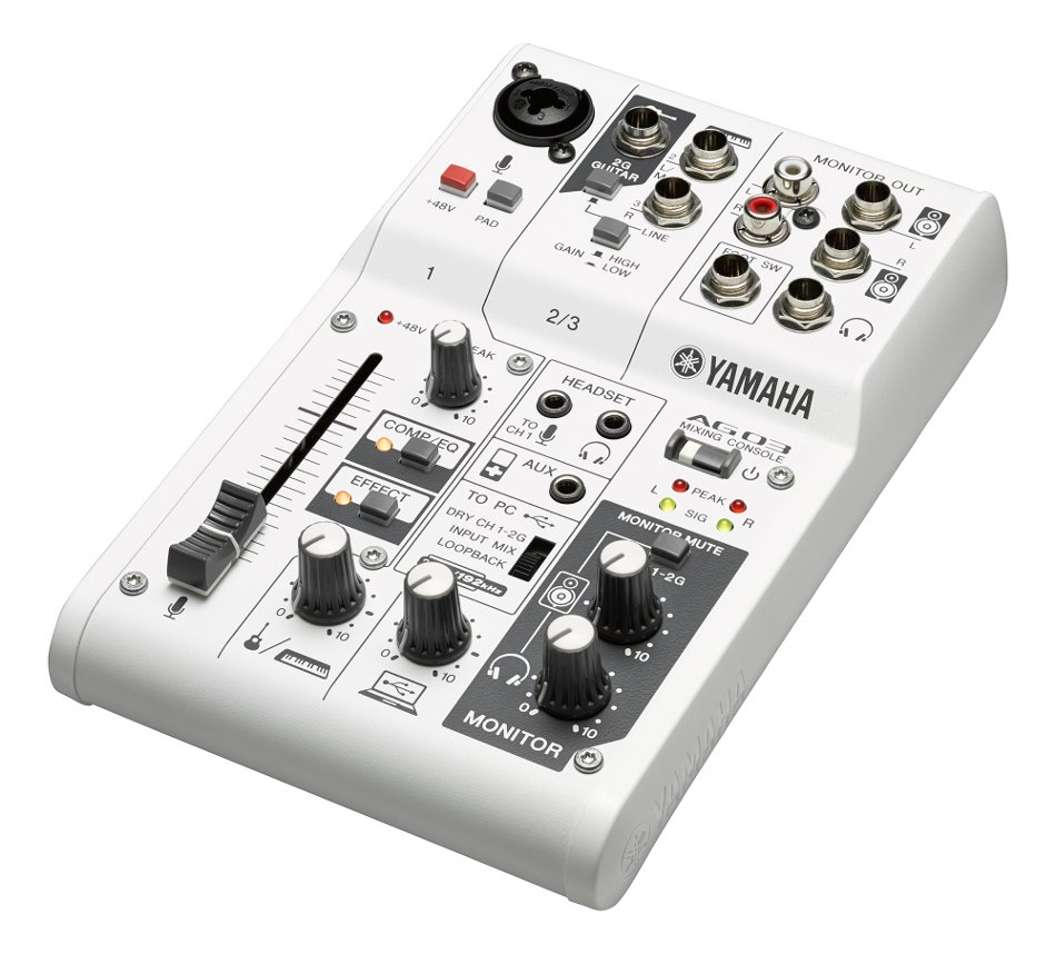Multi Purpose Mixer ~ Yamaha ag multi purpose channel mixer with onboard dsp
