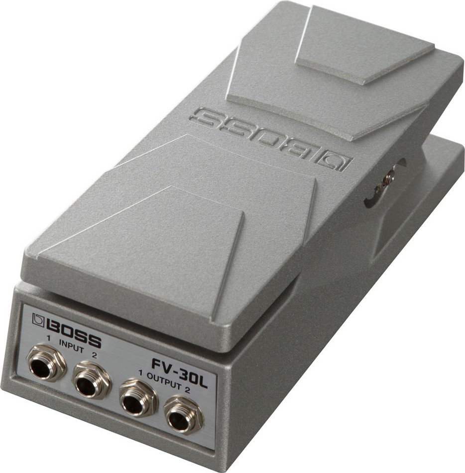 Low Impedence Volume Pedal
