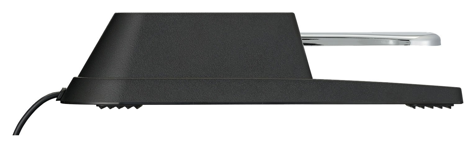 Piano Style Continuous Sustain Pedal for Keyboards, Synthesizers, Pianos