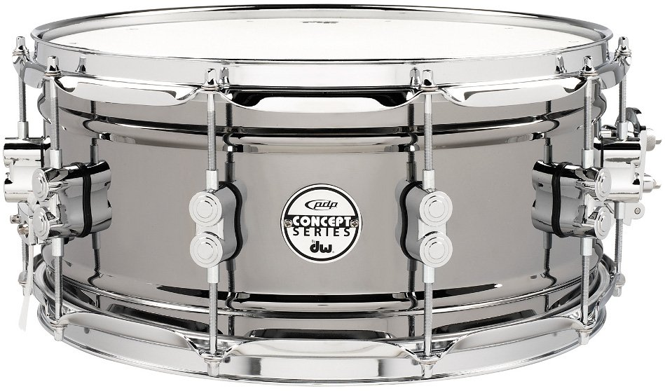 "6.5""x14"" Snare Drum with Chrome Hardware"