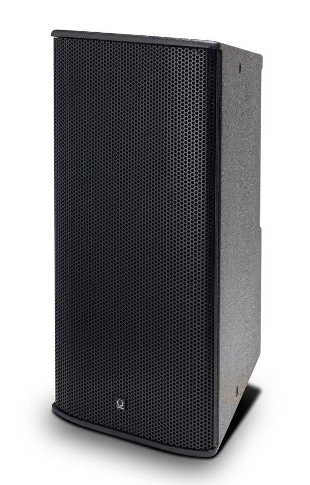 "12"" 600W (8 Ohms) 2-Way Full-Range Passive/Bi-Amp Loudspeaker with Klark Teknik DSP, ULTRANET Networking, and 60°x40° Dispersion in Black"