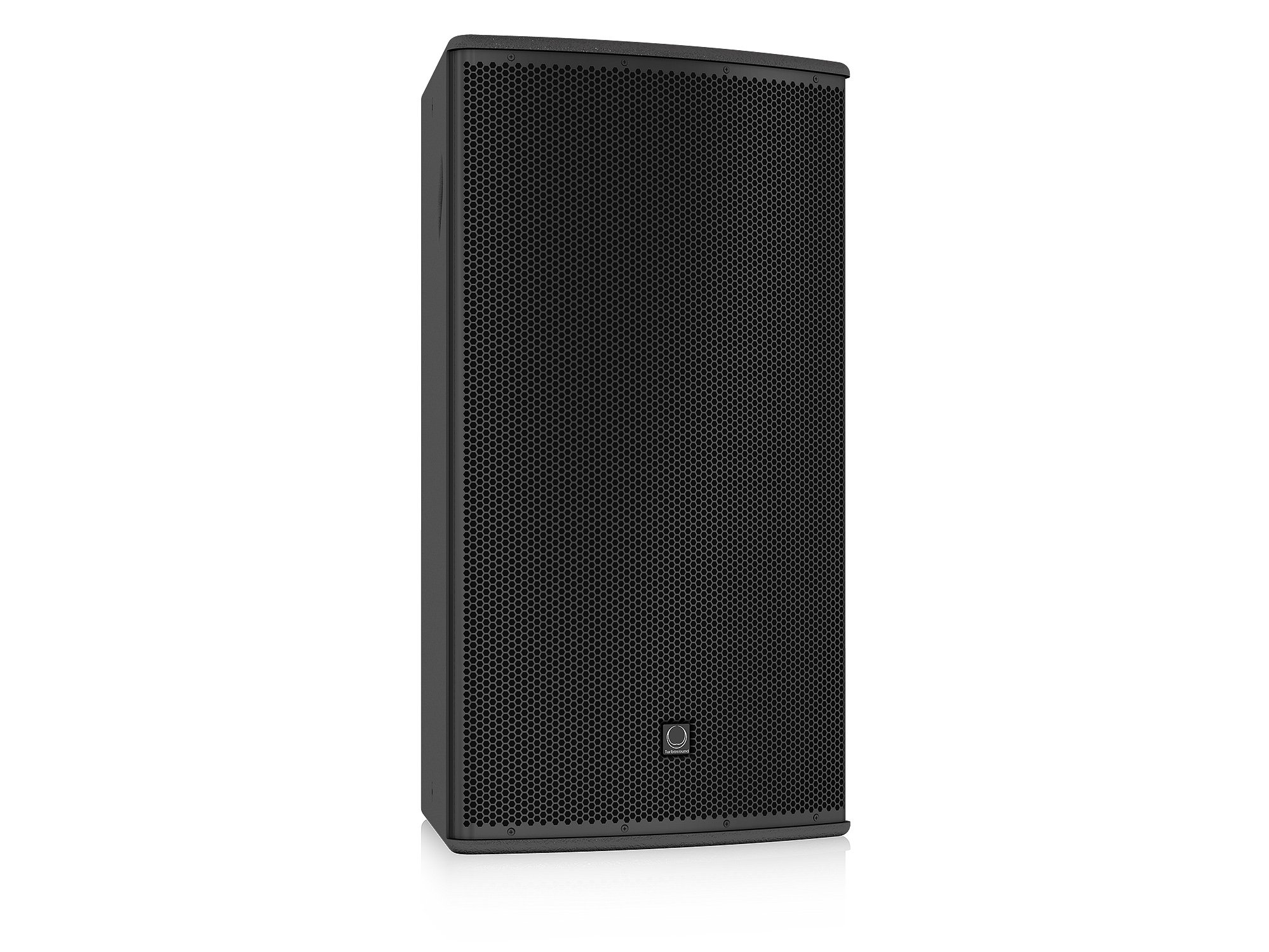 "15"" 500W (8 Ohms) 2-Way Full-Range Passive/Bi-Amp Loudspeaker with 60°x40° Dispersion in Black"