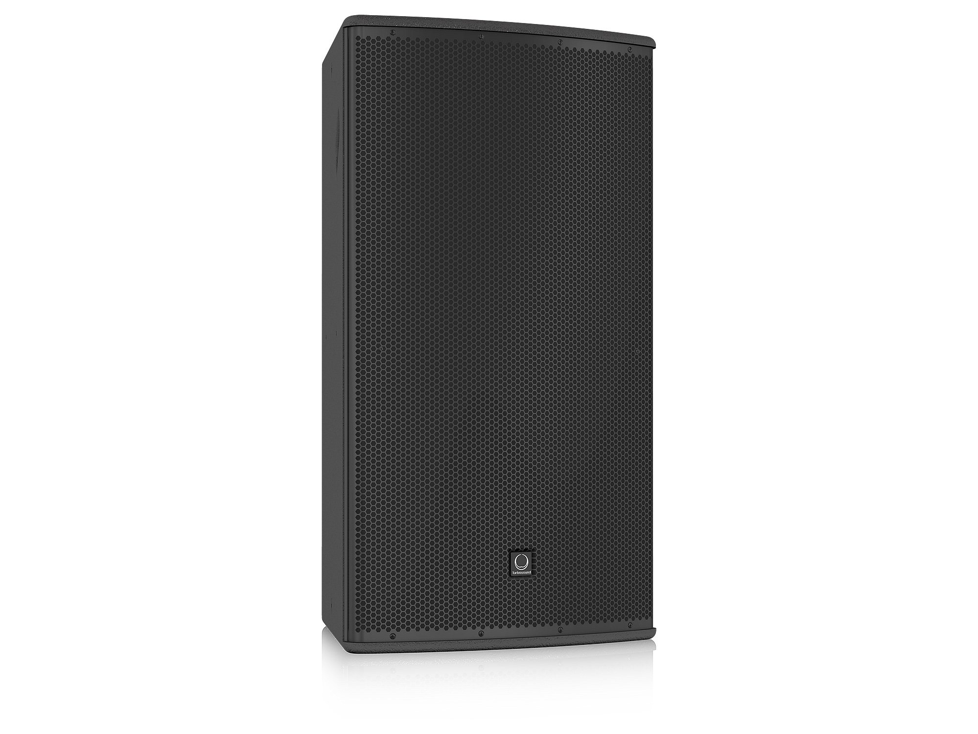 "15"" 500W (8 Ohms) 2-Way Full-Range Passive/Bi-Amp Loudspeaker with Klark Teknik DSP, ULTRANET Networking, and 90°x60° Dispersion in Black"