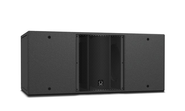 "Dual 12"" 800W (4 Ohms) Passive Band-Pass Subwoofer in Black"