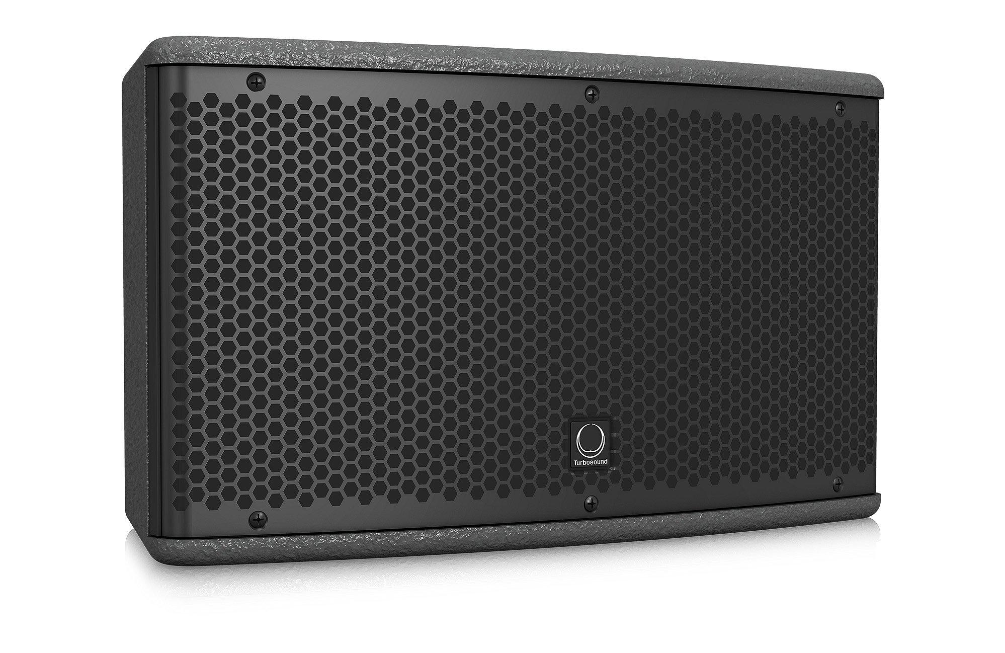 "6.5"" 175W (8 Ohms) Weather Resistant 2-Way Full-Range Passive Arrayable Loudspeaker in Black"