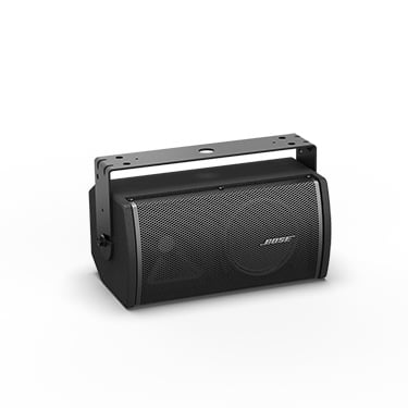 "Bose RMU105 RoomMatch Utility 5.25"" 100W (8 Ohms) Compact Surface-Mount Loudspeaker in Black RMU105-BLACK"
