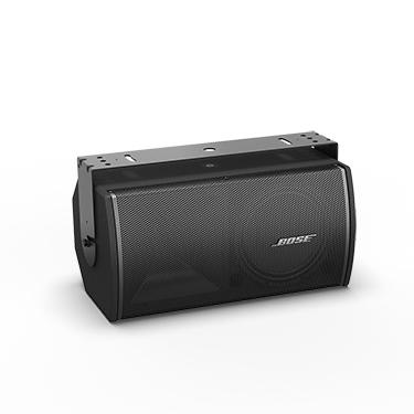 "RoomMatch Utility Series 8"" 200W (8 Ohms) Surface-Mount Loudspeaker in Black"