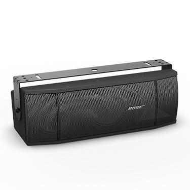 """RoomMatch Utility Dual 6.5"""" 200W (8 Ohms) Installation Loudspeaker in Black"""