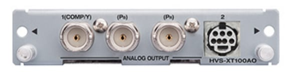 Analog Video Output Card for HVS-100