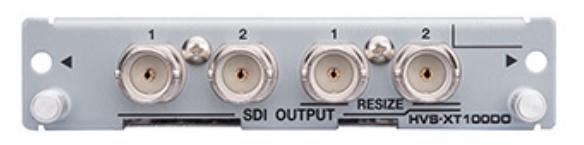 HD/SD-SDI Output Card for HVS-100
