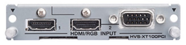 PC HDMI-VGA Input Card for HVS-100
