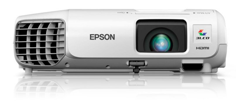2700 Lumens XGA 3LCD Projector