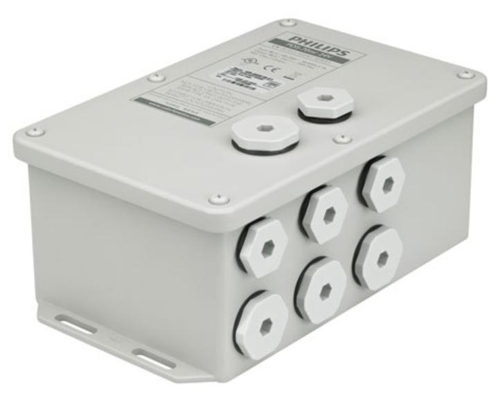 24V DMX Power/Data Supply for MR LED Lamps