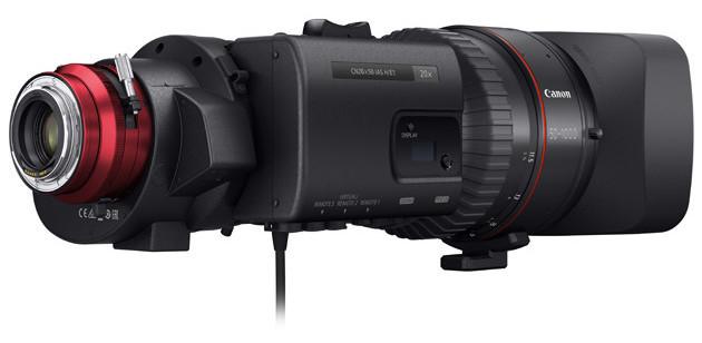 50-1000mm EF Mount Lens - CN20x50 IAS H/E1
