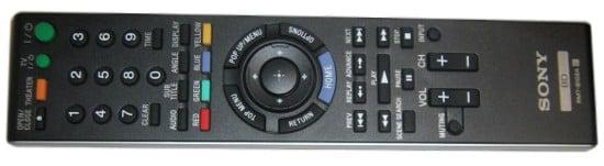 BDP5350 Remote