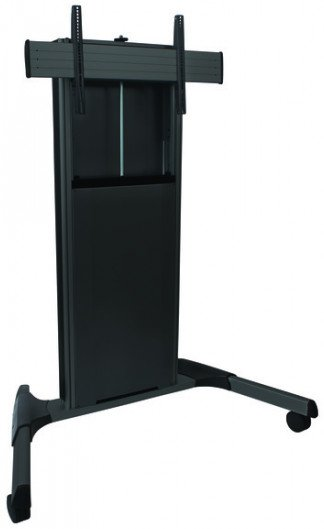 "Extra Large Flat Panel Mobile Cart - Up to 80"" Display Mount"