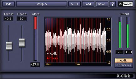 Audio Restoration Plugin Bundle