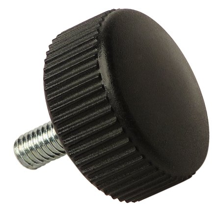 Knurled Knob for 201/2