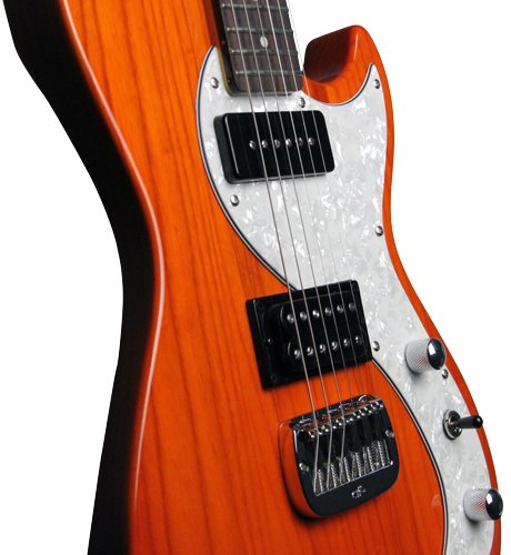 Limited Edition Swamp Ash Tribute Series Electric Guitar