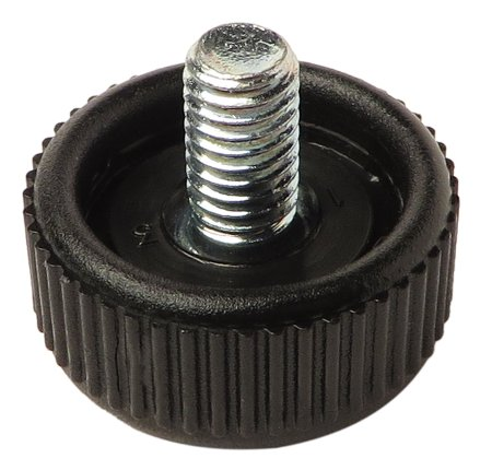 K&M Stands 01.82.828.55 Knurled Knob Bolt for KM210 and KM211 01.82.828.55