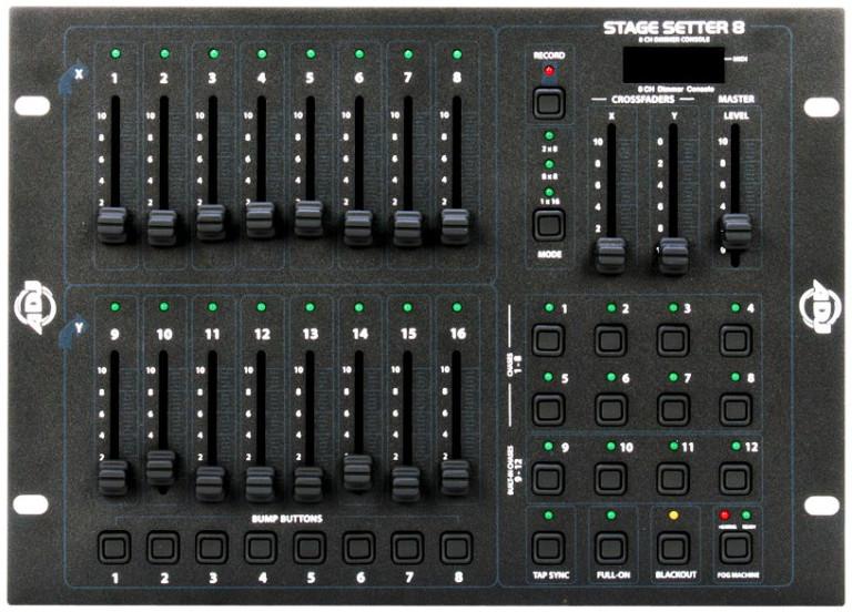 DMX Controller Board