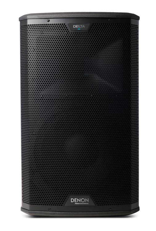 "12"" 2400W (Peak) 2-Way Active Loudspeaker with Wireless Connectivity"