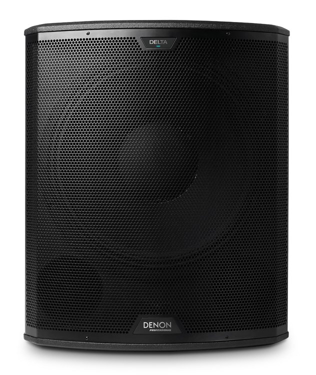 "18"" 2400W (Peak) Active Subwoofer with Wireless Connectivity"