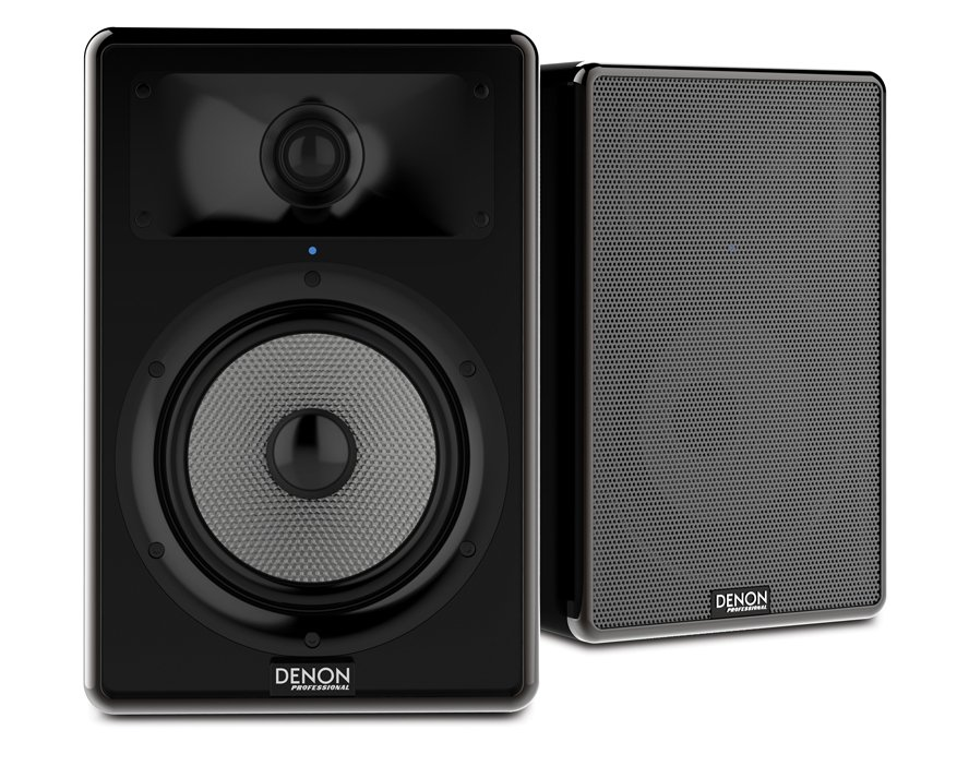 "8"" 130W 2-Way Bi-Amplified Active Reference Monitor"