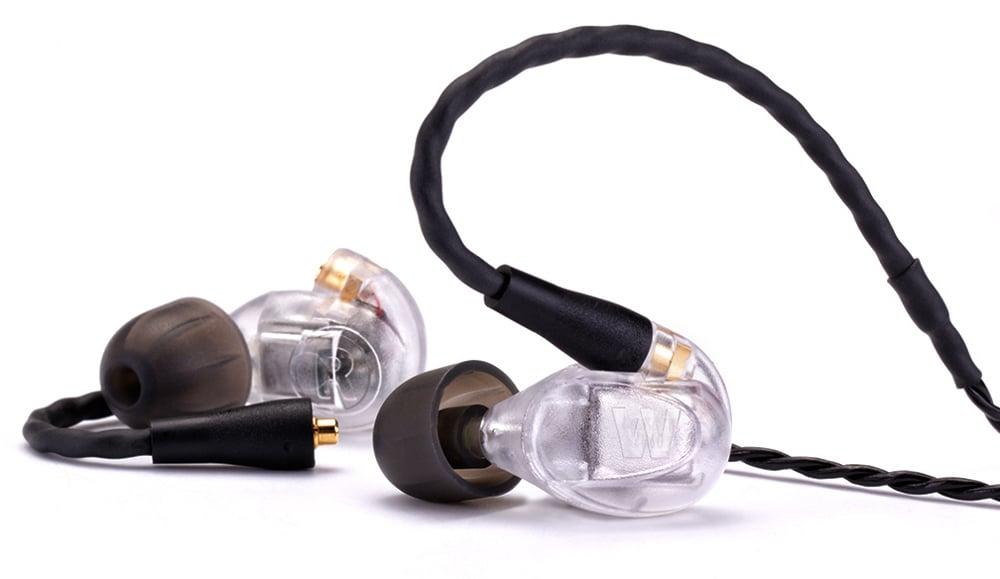 Dual-Driver Earphones with FREE FiiO E6 Headphone Amplifier