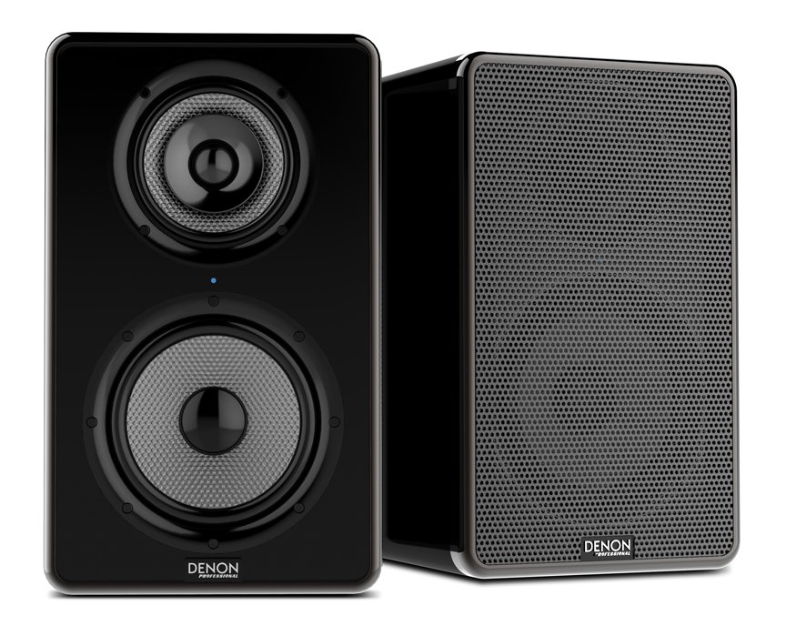 "6"" 160W Tri-Amplified 3-Way Active Reference Monitor"